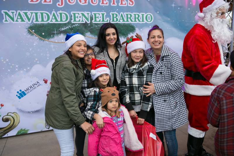 5th Annual Christmas Event, Navidad En El Barrio with Latin Grammy Nominee, Graciela Beltran